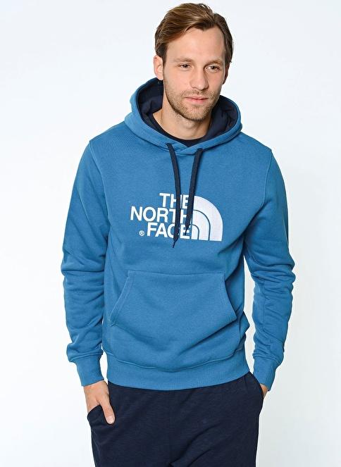The North Face Sweatshirt Mavi